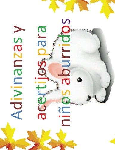 Adivinanzas y acertijos para niños aburridos (Spanish Edition) [Sr. Jose R. Gomis Fuentes] (Tapa Blanda)