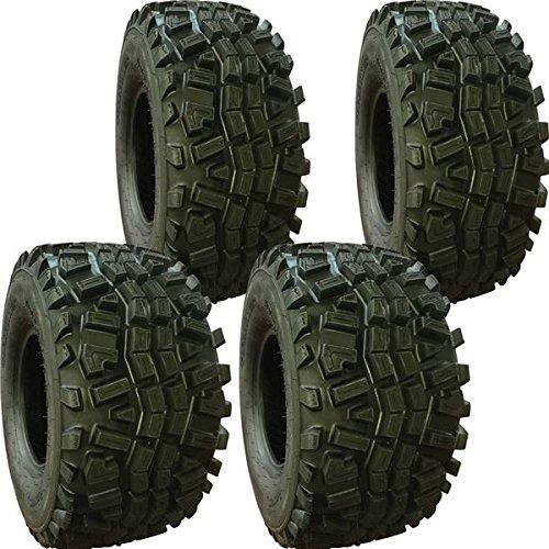 24x9-10, 24x11-10 TG Q705 VENUS 6-PLY ALL TERRAIN ATV/UTV TIRES (4 PACK) - Kawasaki Mule Tires
