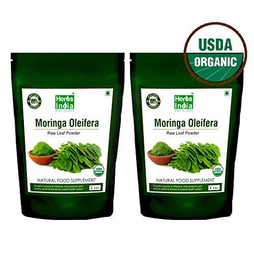 Herbs India - Freeze Dried Moringa Leaf Powder