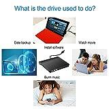External CD Drive, USB 3.0 External DVD CD Drive