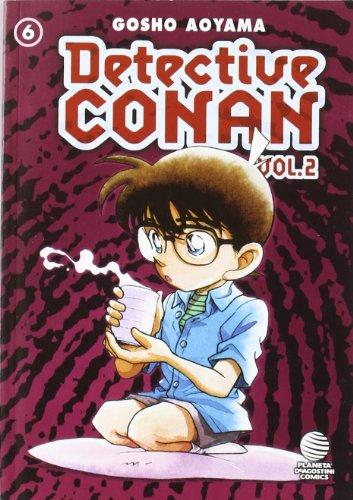 Descargar Libro Detective Conan Ii Nº 06 Gosho Aoyama