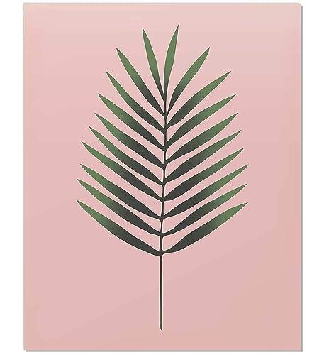 Amazon.com: Tropical Leaf Print, Palm Print, Plant Print, Tropical ...