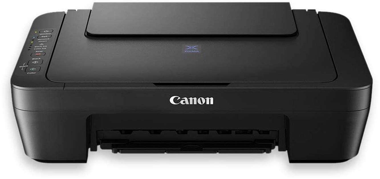 Amazon.in: Buy Canon Pixma E470 All-in-One Inkjet Printer (Black) Online at  Low Prices in India | Canon Reviews & Ratings