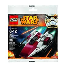 LEGO Star Wars: A-Wing Starfighter Set 30272 (Bagged)