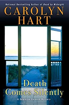Death Comes Silently , A Death on Demand Mystery 0425252094 Book Cover