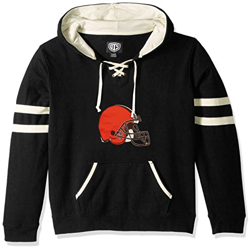 NFL Women's OTS Grant Lace Up Pullover Hood