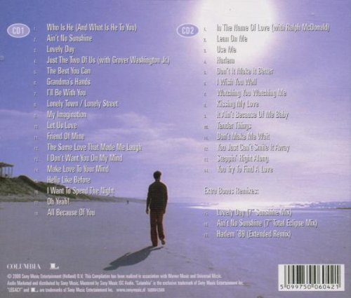 Ultimate Collection CD, Extra tracks, Import