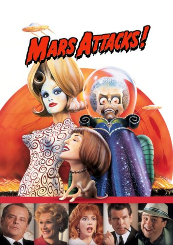 Mars Attacks! Film