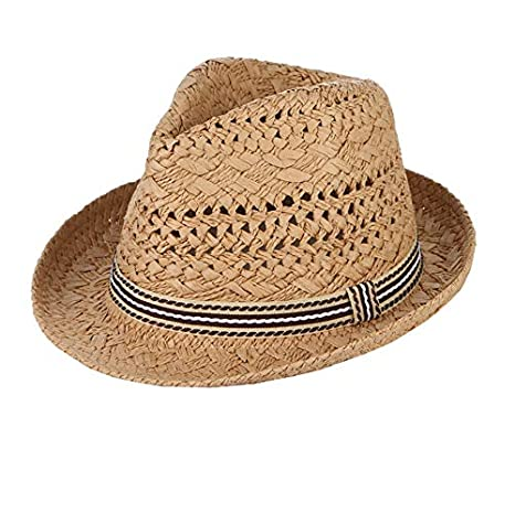 5a28fcfd6d6 Image Unavailable. Image not available for. Color  ALWLj Breathable Hollow  Out Mesh Summer Hats for Women and Men Straw Cap Beach Sun Hat