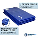 Tumbl Trak Gymnastics Folding Tumbling Panel