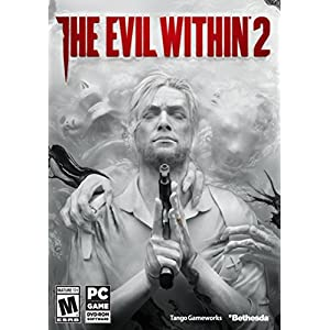 51XRlASRd6L. SS300  - The Evil Within 2 - PC  The Evil Within 2 – PC 51XRlASRd6L