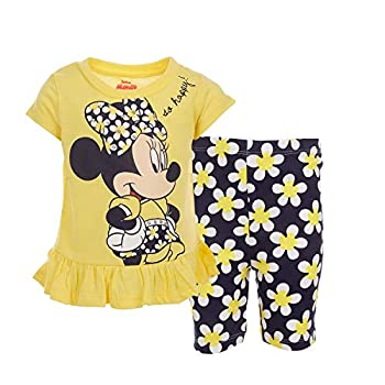 Disney Minnie Mouse Ladies T-Shirt and Shorts Set