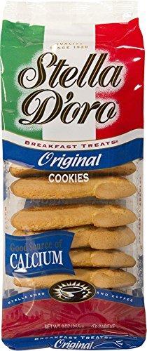 Stella D'oro Breakfast Treats, Original, 9 Ounce (Pack of 12) by Stella D'oro