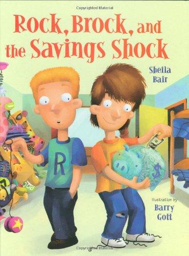 Rock, Brock, And the Savings Shock: Sheila Bair, Barry Gott ...