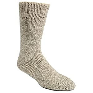 J.B. Icelandic Artic Trail -40 Below Winter Sock (2 Pairs) (X-Large (13- 16 Shoe) /2 PRS Pack, Green)
