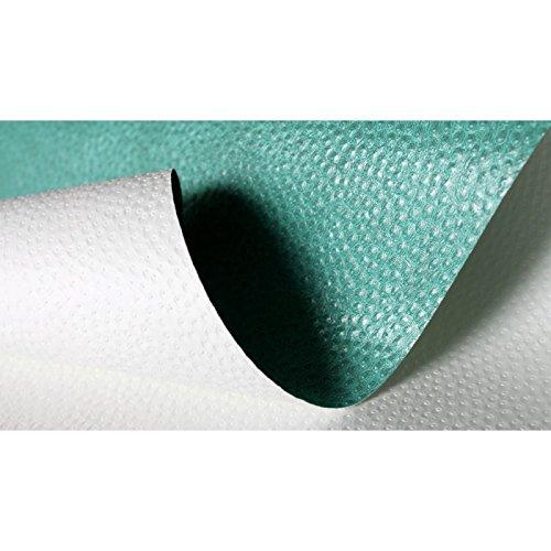 L/Éclat de Verre Papier Skivertex Nitrolin Turquoise
