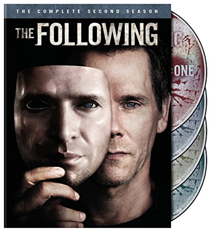 DVD : The Following: Season 2