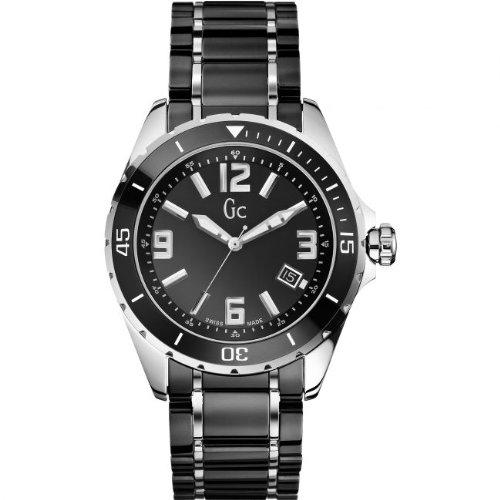 Guess Reloj Analógico para Hombre de Cuarzo con Correa en Acero Inoxidable X85008G2S: Amazon.es: Relojes
