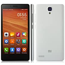 Xiaomi Redmi Hongmi Note 4G Unlocked Smartphone FDD LTE 5.5 inch 2GB+8GB 13MP MSM8928 Quad Core 1.6GHz MIUI V5/Android 4.4 3100mAh (4G/3G/2G Model)