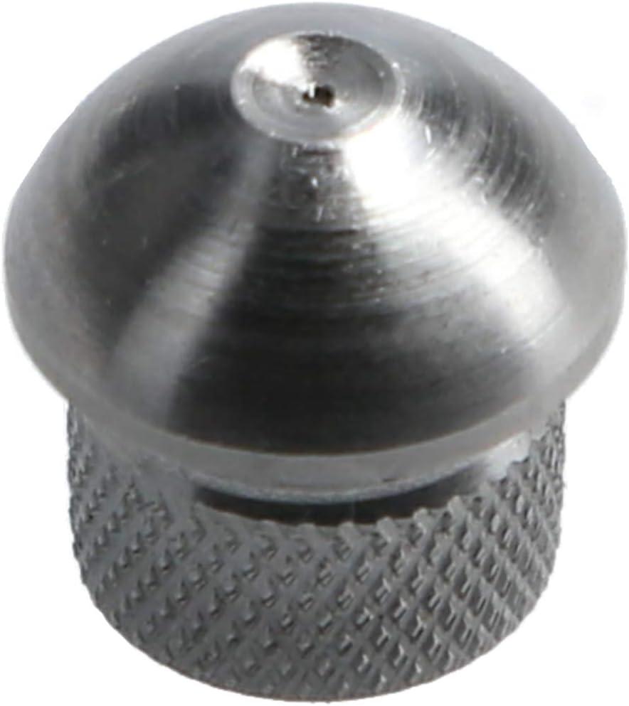 acero inoxidable entrada fija 1//8 IG 050 Boquilla para limpieza de tuber/ías para limpiador de alta presi/ón 3+1 x 0,8 mm