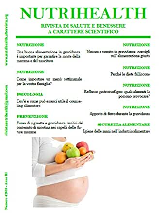 Nutrihealth Maggio 2018 Nutrihealth Rivista Di Salute E Benessere Italian Edition Kindle Edition By Roberta Graziano Crafts Hobbies Home Kindle Ebooks Amazon Com