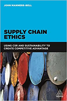 PDF Descargar Supply Chain Ethics: Using Csr And Sustainability To Create Competitive Advantage