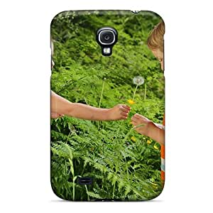 Awesome Design People Children Child Hard Case Cover For Galaxy S4