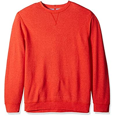 Cutter & Buck Men's Big and Tall Long Sleeve Gleann Crew supplier