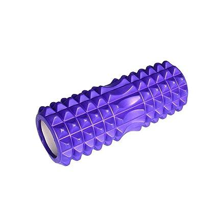Amazon.com : Yoga Column Fitness Pilates Yoga Foam Roller ...