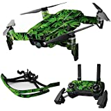 MightySkins Skin For DJI Max Coverage - Weed | Protective, Durable, and Unique Vinyl Decal wrap cover | Easy To Apply, Remove, and Change Styles | Made in the USA