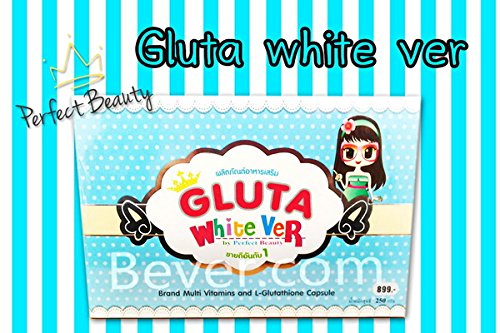 12x L-glutathione Softgel Super Aura Active Whitening Skin + Mixed Berry,omega 3, Vitamin E, Vitamin C,vitamin Eb3 This Product Is Under Licence From Switzerland 30 Capsule