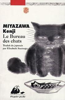 Le Bureau des chats par Miyazawa