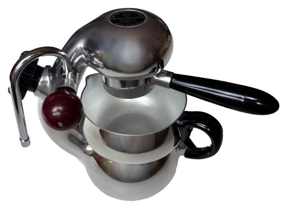 CX-25 Bellman Stovetop Espresso Maker Taylor and Ng SF-1320