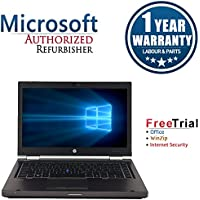 HP EliteBook 8460w 14 Laptop I7-2630QM 2.0G,8G RAM DDR3,500G HDD,DVDRW ,Windows 10 Professional)(Certified Refurbished)