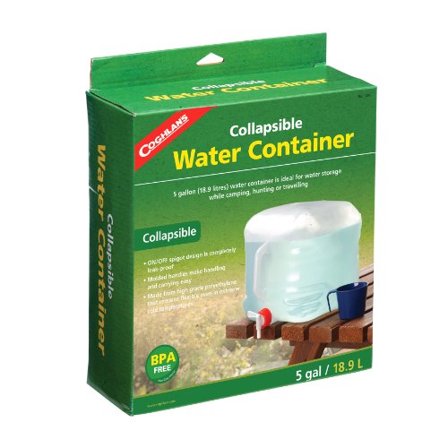 Coghlans Collapsible Water Container 5 Gallon
