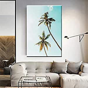 UHD large wallpaper nature print on canvas vivid bright colors from MOKA Designs ideal for home & office interior design , 2725517805143