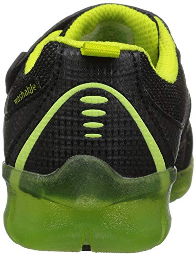 Pictures of Stride Rite Boys' Made 2 Play Lighted BB60272 Black/Neon 8