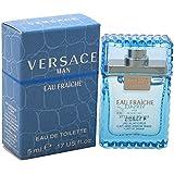Versace Man Eau Fraiche By Gianni Versace Edt Mini/FN158751/.17 oz/men/