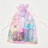 Cloudyfocus 5 x 7 inches Tulle Bags