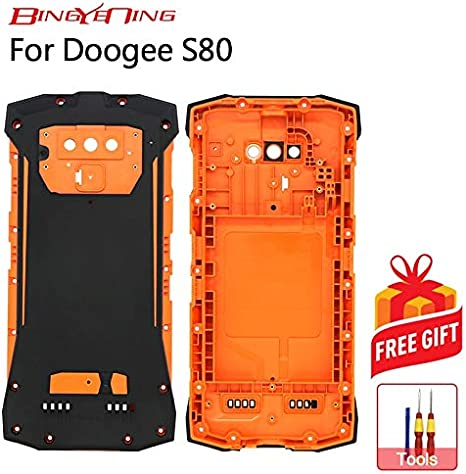 AiBaoQi For Doogee S80 Battery Case Protective Battery Case Back ...