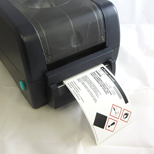 2x2 Avery Products Corporation AVE60526 Waterproof 60526 2x2 600Pk Avery UltraDuty GHS Chemical Labels for Pigment Inket Printers UV Resistant