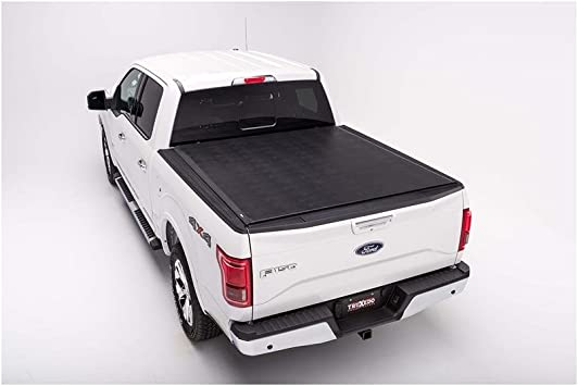 Amazon Com Truxedo Titanium 978101 Titanium Hard Roll Up Tonneau Cover For Ford F 150 6 5 Bed 978101 04 08 Ford F 150 6 6 Bed Automotive