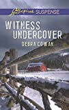img - for Witness Undercover (Love Inspired Suspense) book / textbook / text book