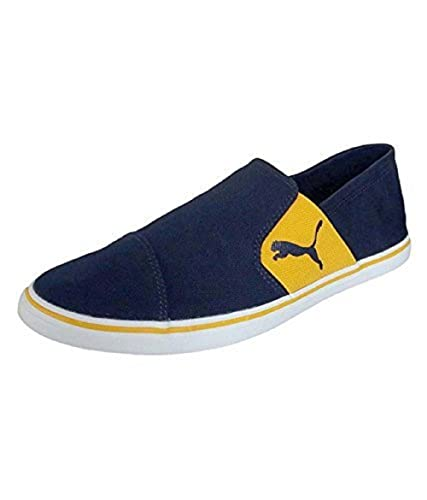 a65d442db475b3 Puma Men s Elsu V2 Slip On Idp Loafers and Moccasins  Buy Online at Low  Prices in India - Amazon.in