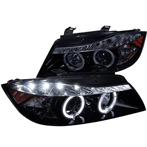 Spec D Tuning 2LHP E9005G 8 TM Projector Headlights