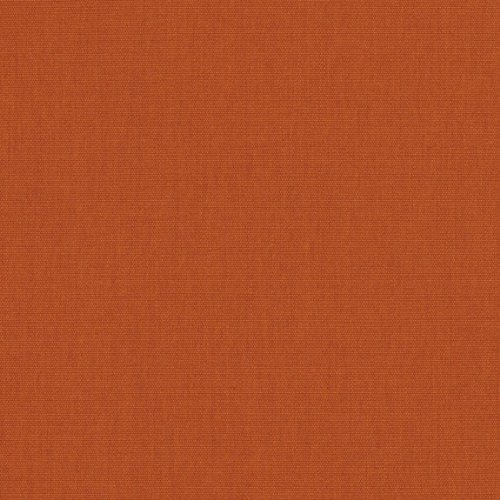 - Sunbrella Solid Canvas Rust Fabric By The Yard