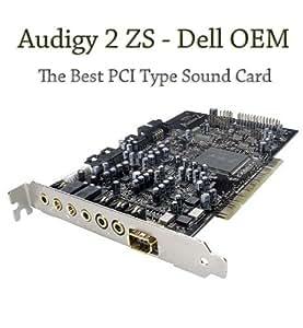 amazoncom creative labs sound blaster audigy 2 zs 71