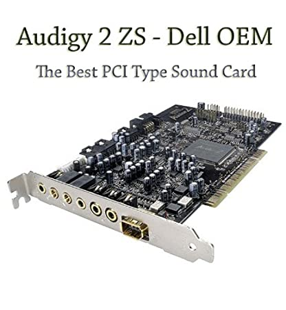 NEW DRIVERS: CREATIVE SOUND BLASTER AUDIGY 2 ZS SB0350