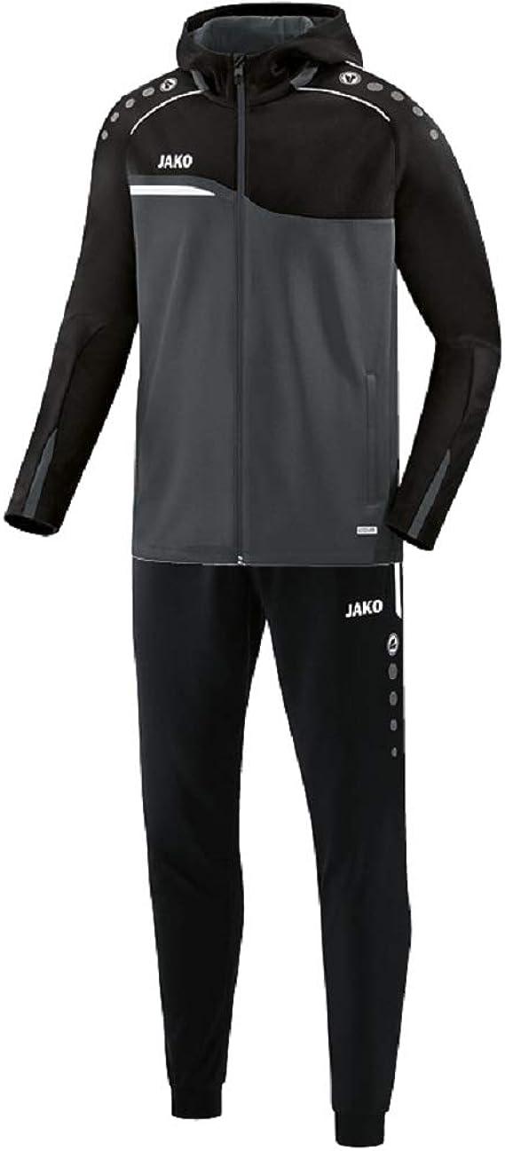 Jako Trainingsanzug Polyester COMPETITION 2.0 schwarz-neongelb NEU 111331