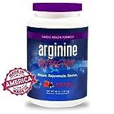 L-Arginine Infusion Jumbo Jar 66oz = 6 11oz jars $29.99 per jar- Natural formula for Cardio Health 5000mg L-Arginine, 1000mg L-Citrulline, 50mg CoQ10, & 50mg AstraGinTM Per Serving